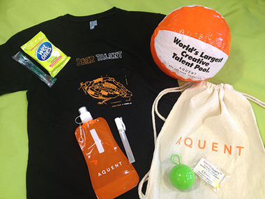 Creative Staffing - We're giving away 100 FREE UK Festival Survival Kits image