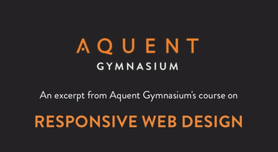 Responsive Web Design: Creating Responsive Forms image