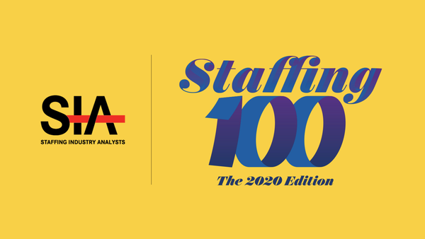 "Image for Staffing Industry Analysts names Aquent CEO to ""Staffing 100"""