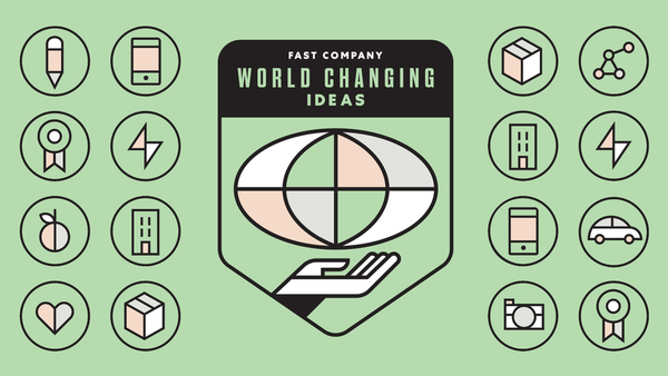 Image for World Changing Ideas Awards 2020