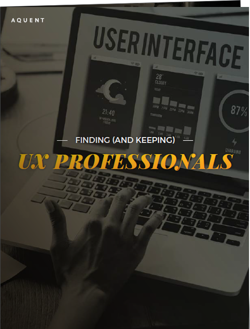 Finding (and Keeping) UX Professionals Cover
